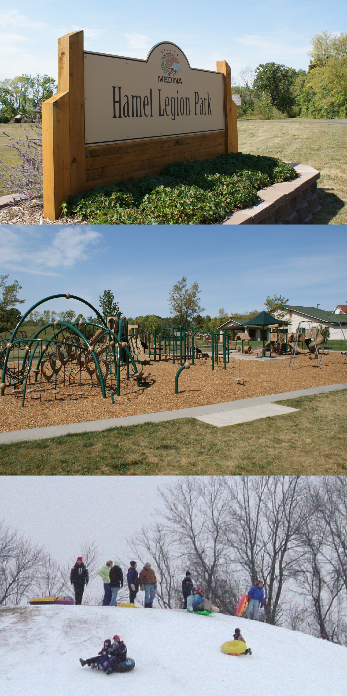 Hamel Legion Park