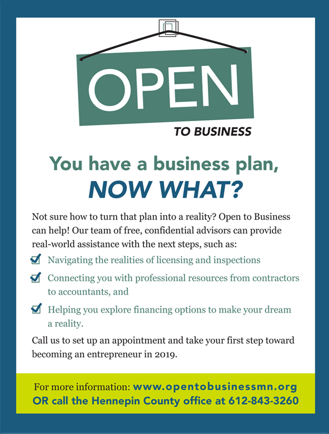 Free Assistance for Businesses/Entrepreneurs