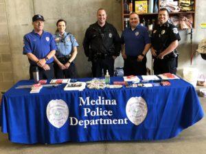 Medina Police Reserves Photo