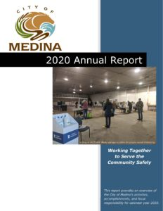 2020 Annual Report Cover Page